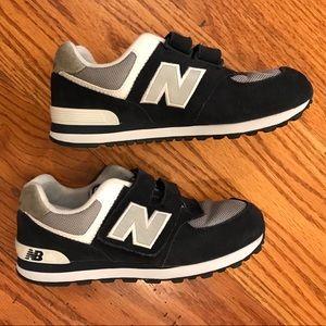 EUC New Balance Sneaker with Velcro